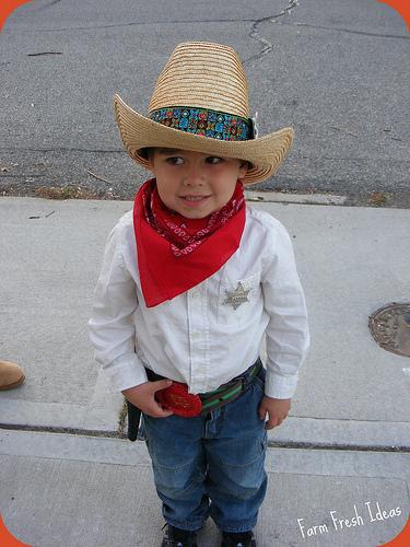 Lil cowboy